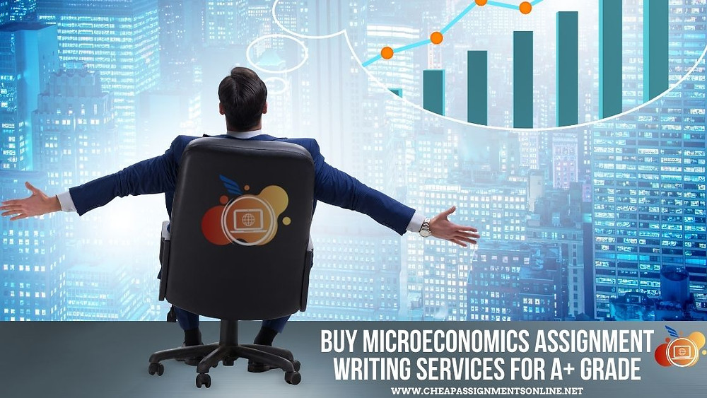 Buy Microeconomics Assignment Writing Services for A+ Grade