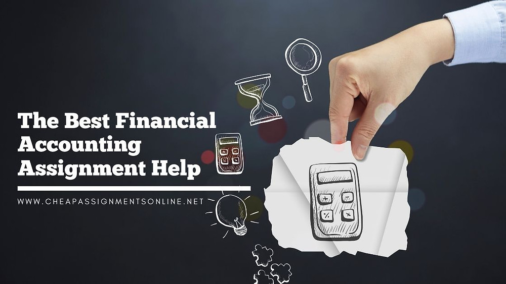 The Best Financial Accounting Assignment Help
