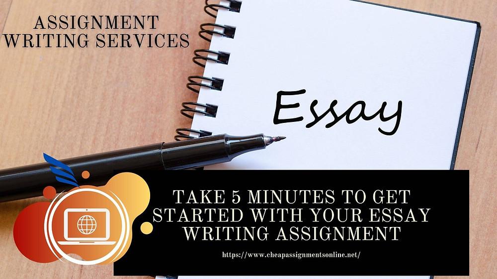 Essay Writing Assignment