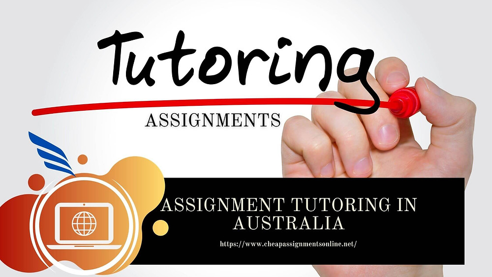 Assignments Tutoring