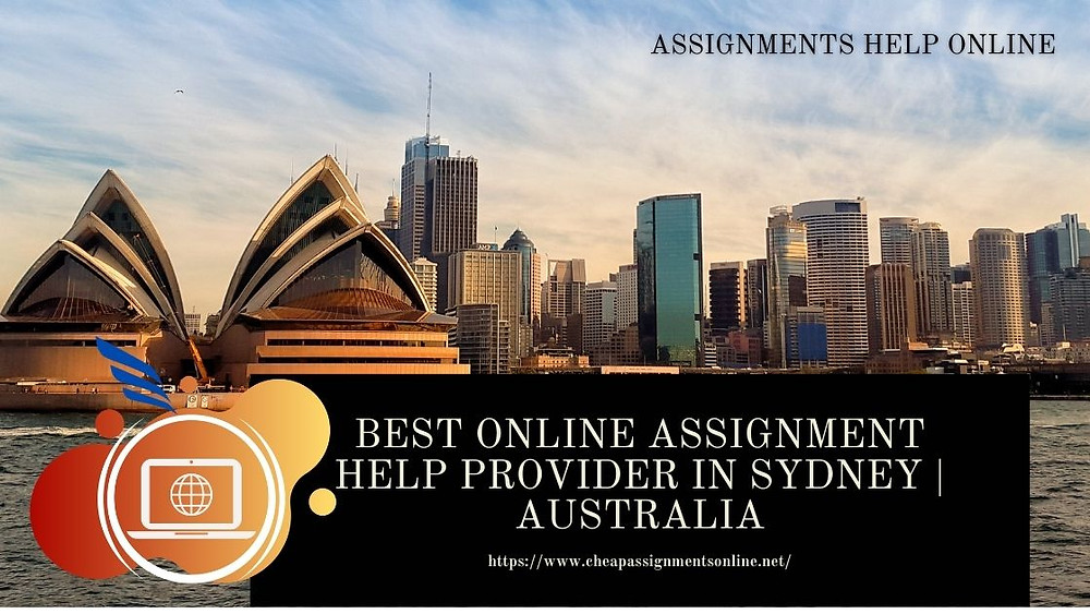 Best Online Assignment Help Provider
