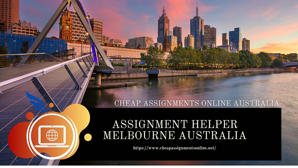 Assignment Help Melbourne Australia