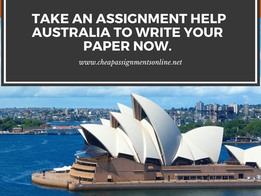 Best Assignment Writing Services, Take an Assignment Help Australia to write your paper now.
