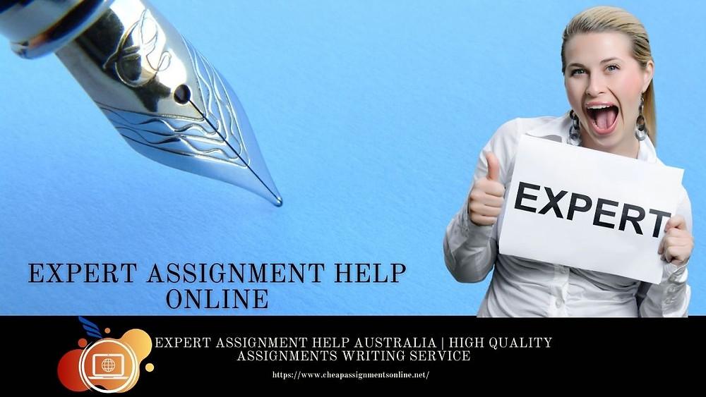 Expert Assignment Help Australia