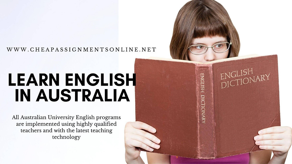 Learn english in australia