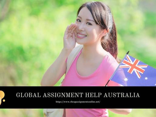 Global Assignment Help Australia