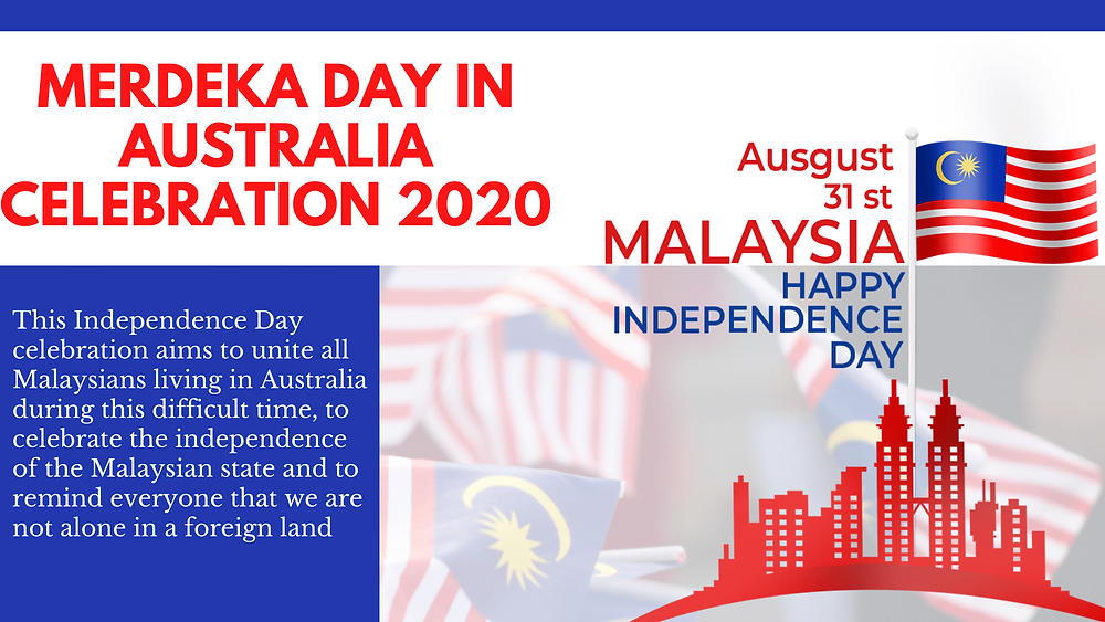 Malaysia's Independence Day celebrations aim to bring together Malaysian students and professionals