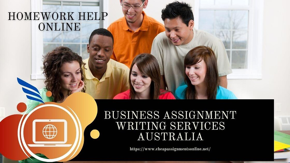Business Assignment Writing Services Australia