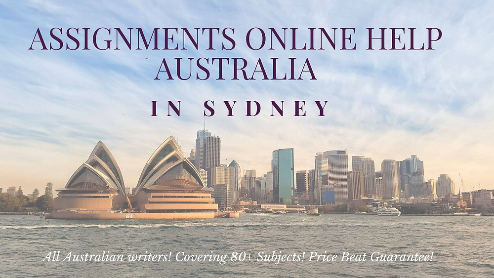 All Australian writers! Covering 80+ Subjects! Price Beat Guarantee!