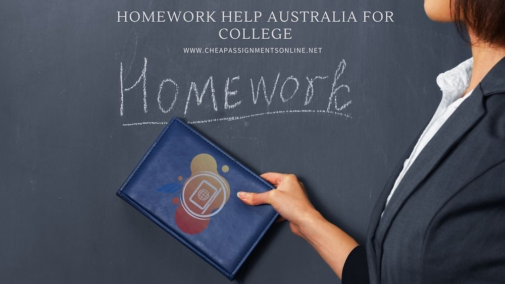 Homework Help Australia For College