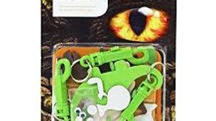 Natural History Museum Make Your Own Dinosaur Key Rings Kit