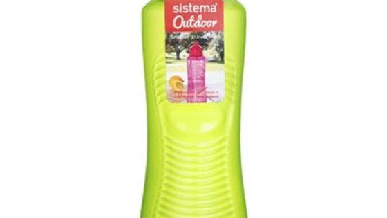 Sistema 800ml Gripper Bottle To Go