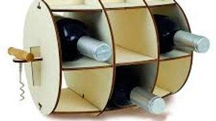 Invotis DIY Wine Rack