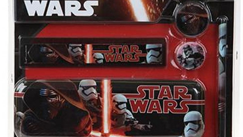 Star Wars Large Stationery Set