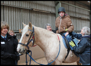Second Saturday Riding Club for BDCPS
