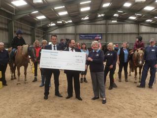 Enterprise Holdings donates £1,000