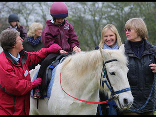BDHRA visited by Jo Whiley in support of Sport Relief.