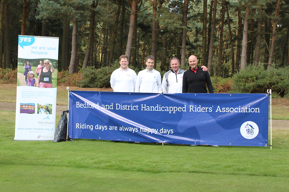 Golf Day 8th October 2014 The Winners.JPG