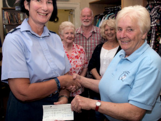 RAF Henlow Supports BDHRA