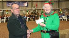 Aesopians Golf Society donate £1169.02 to BDHRA