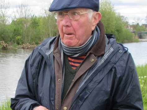 Graham William Watson - loyal bdhra supporter and friend