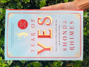 The Year of Yes (2/5)
