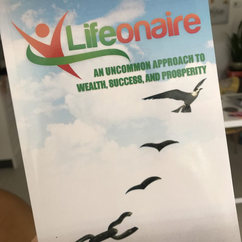 Lifeonaire, by Steven Cook & Shaun McCloskey