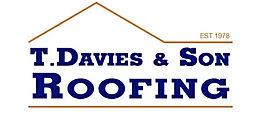 T Davis & Son Roofing Logo