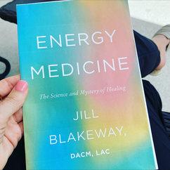 Energy Medicine,  by Jill Blakeway