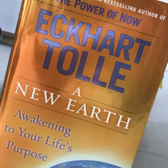 A New Earth,  by Eckhart Tolle