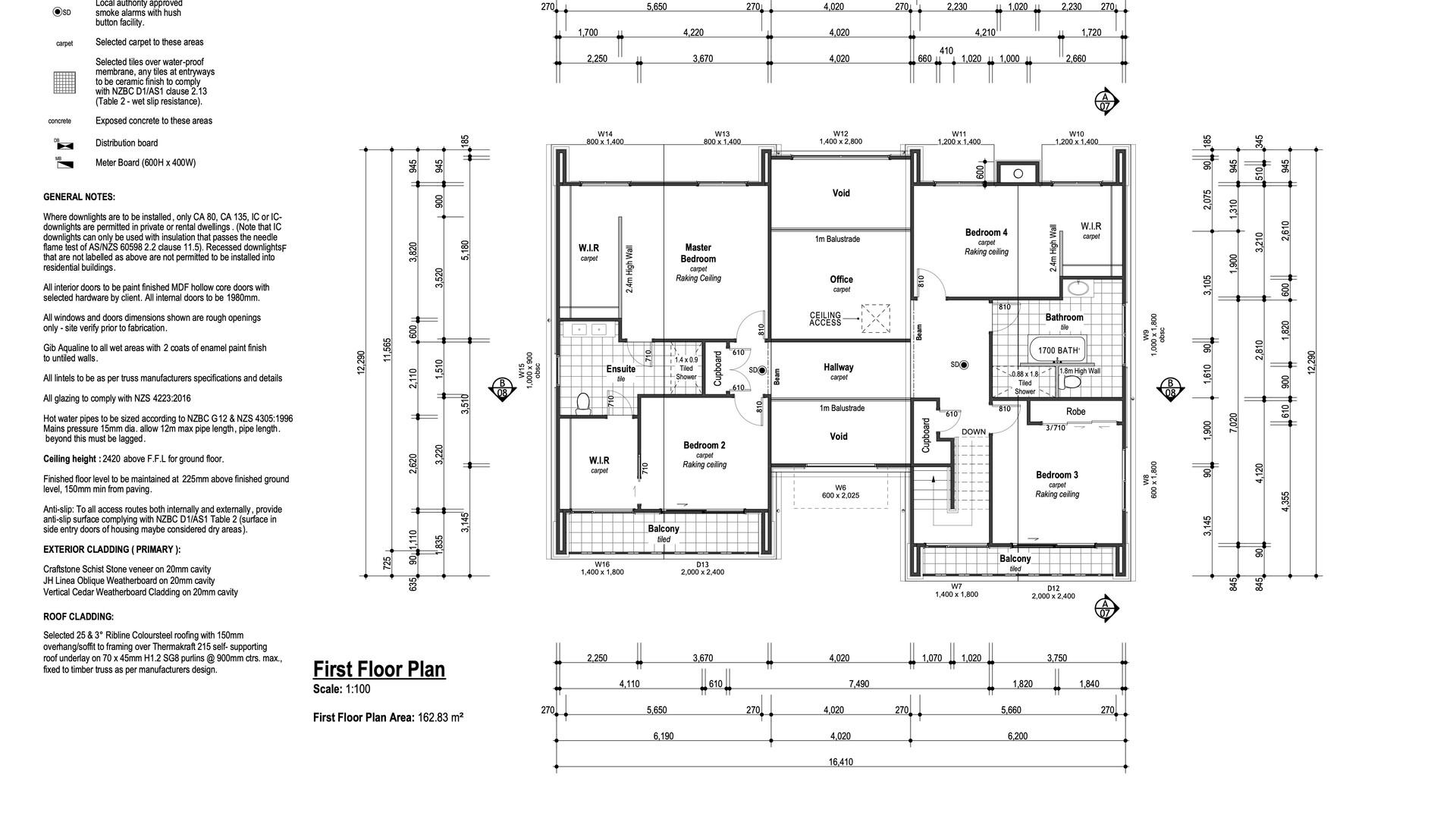 St Thomas Floorplan & Elevations 4