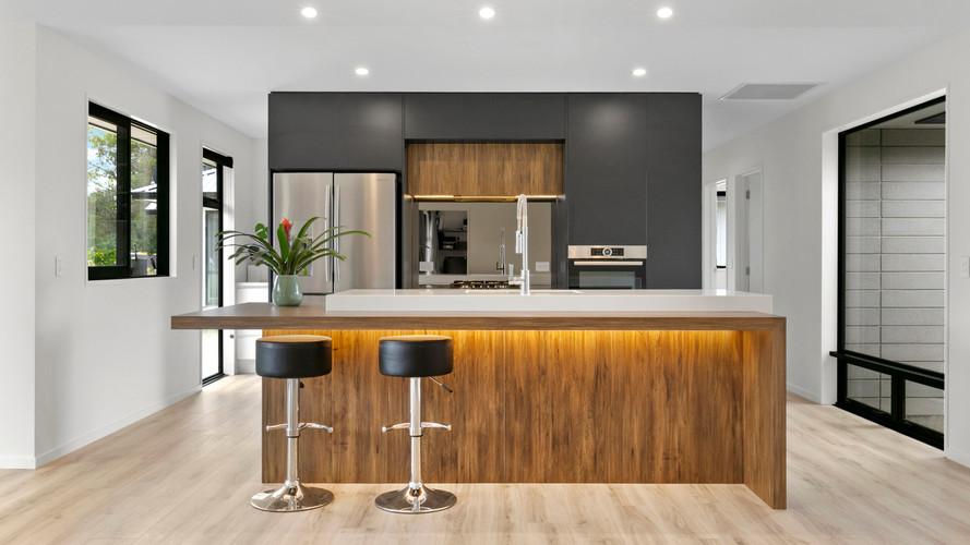 Alexandra house plan kitchen