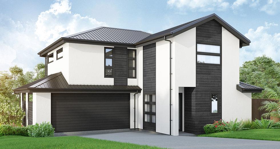 Amokura house plan