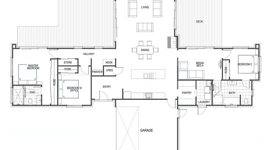 Barton Fields Floorplan