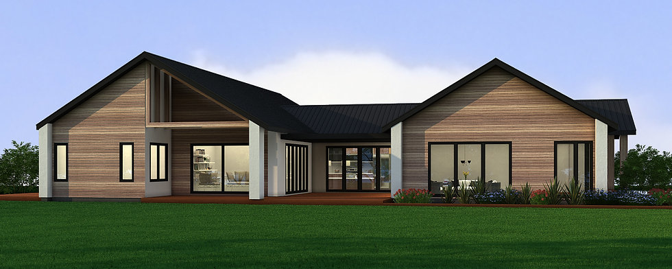 Kings Hill house plan