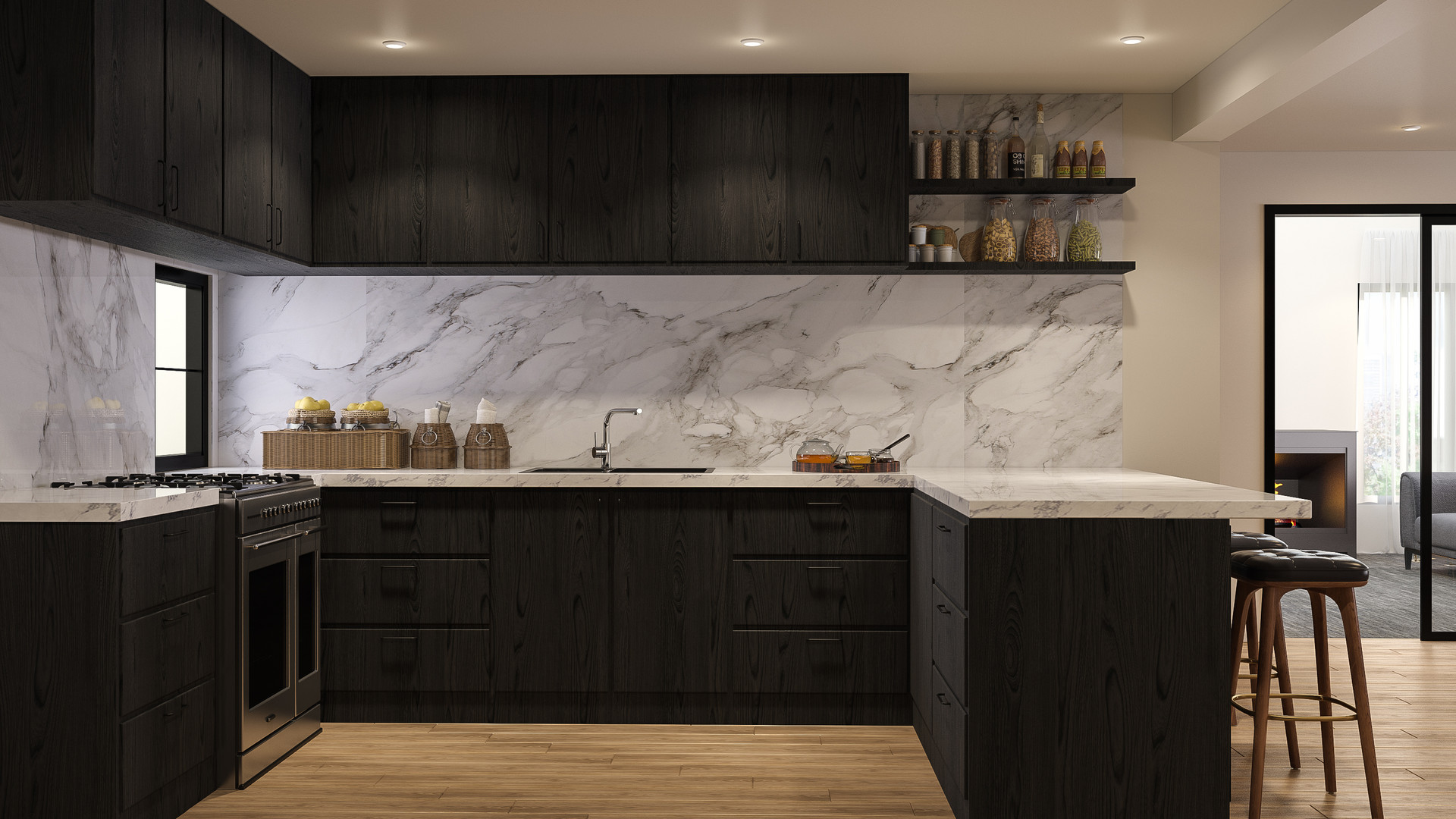 The Ellesmere kitchen