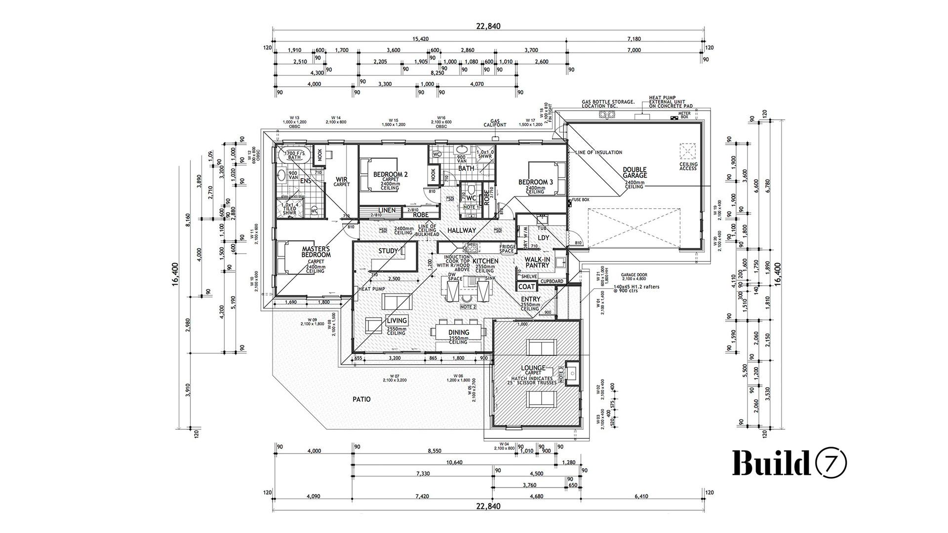 Te Whariki floor plan