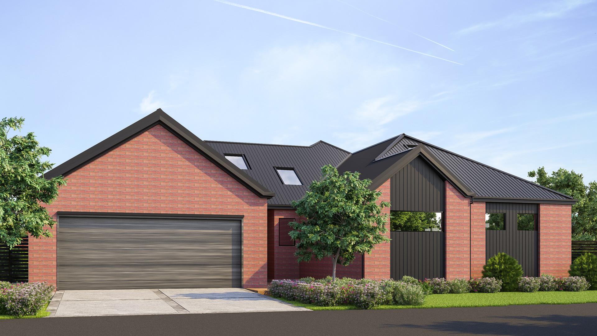 The Ellesmere front render