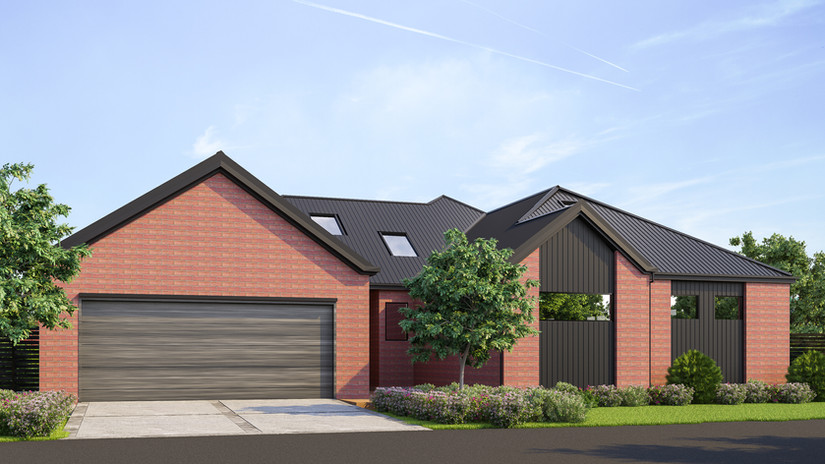 The Ellesmere front render
