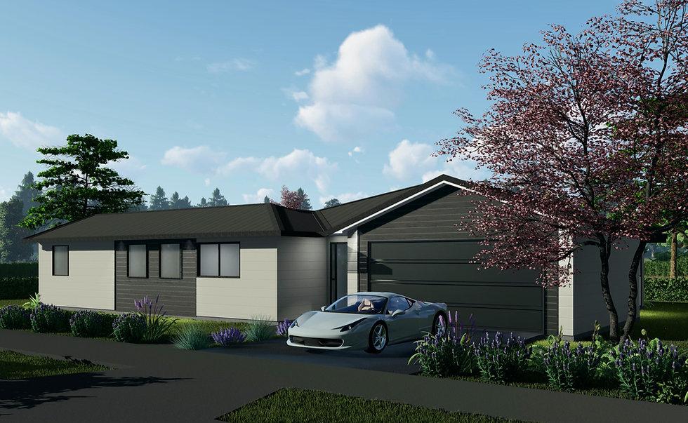 Blenheim Heights house plan