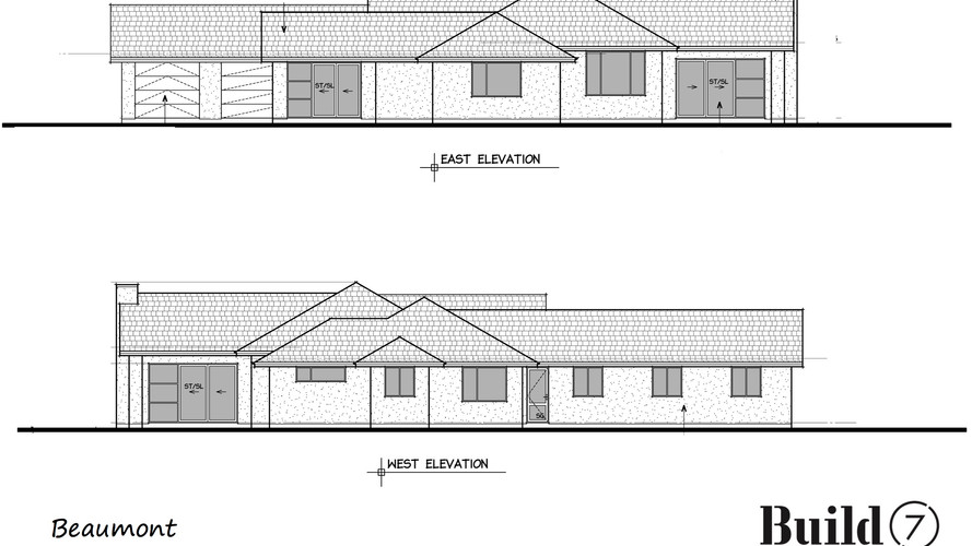 Beaumont side elevation