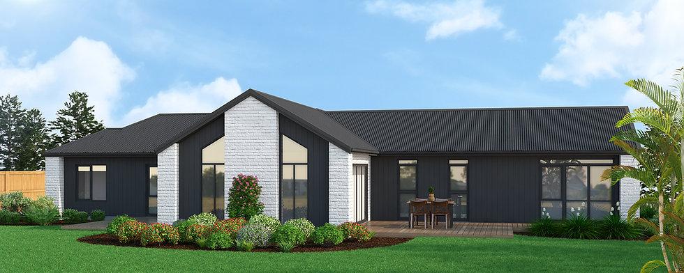 Barton Fields house plan