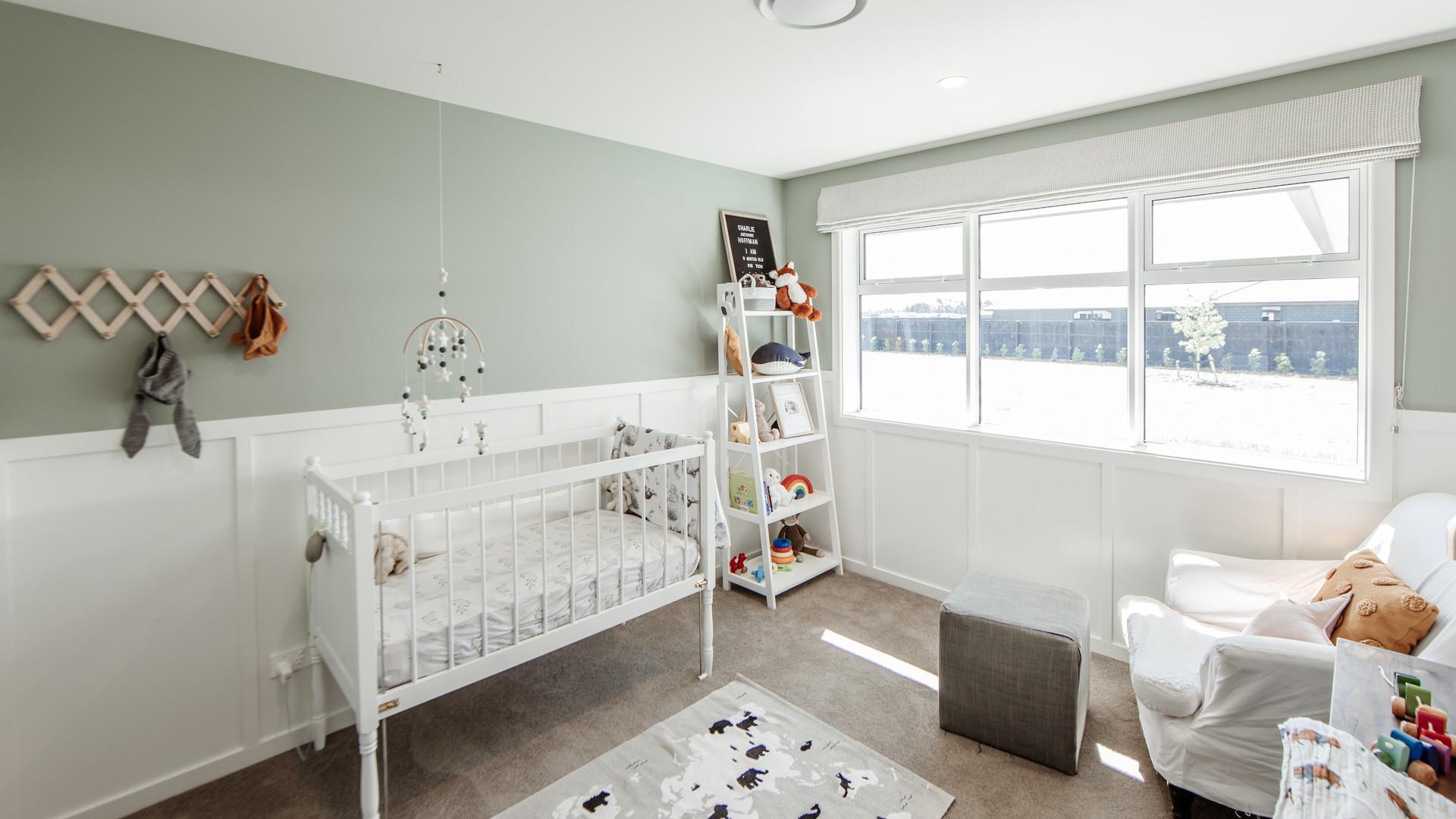 Braeburn nursery 1