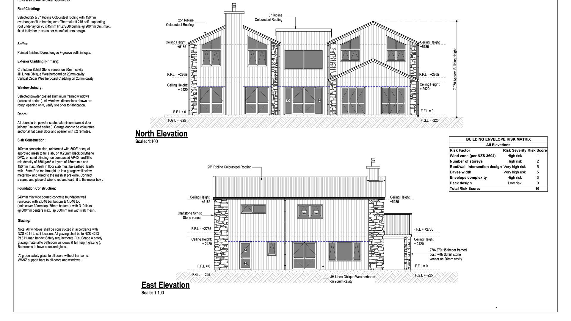 St Thomas Floorplan & Elevations 3
