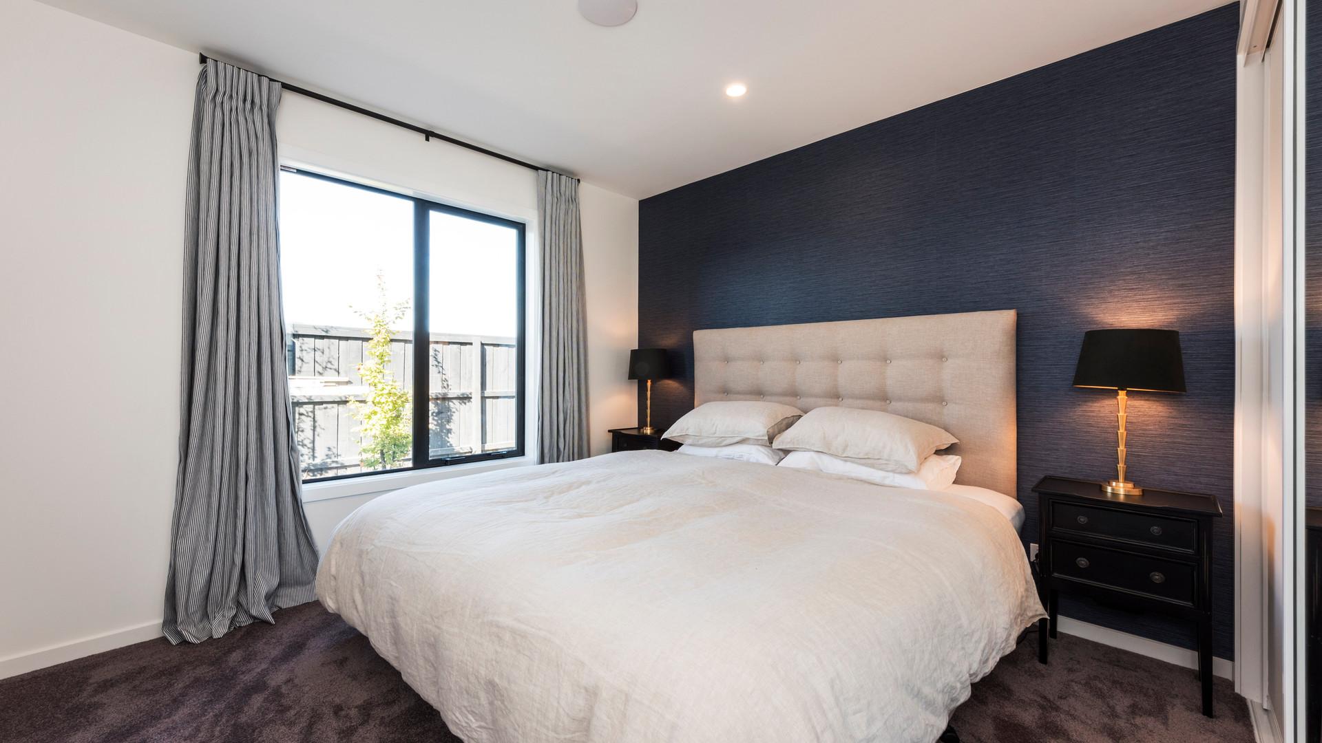 Flemington master bedroom