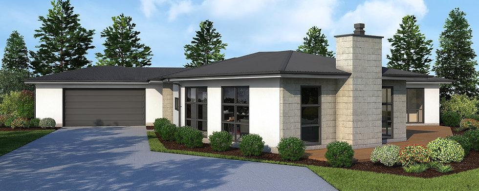 Liffey springs house plan