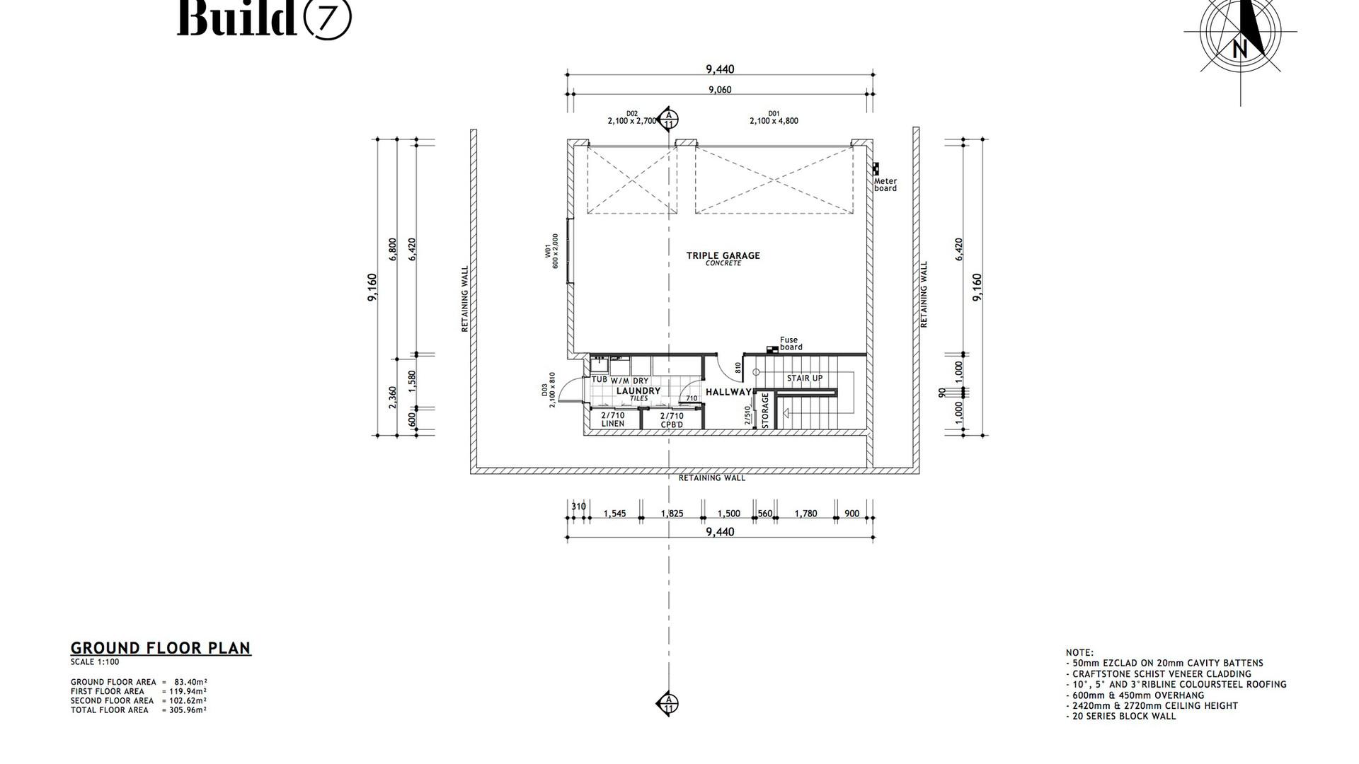 Westmorland floor plan