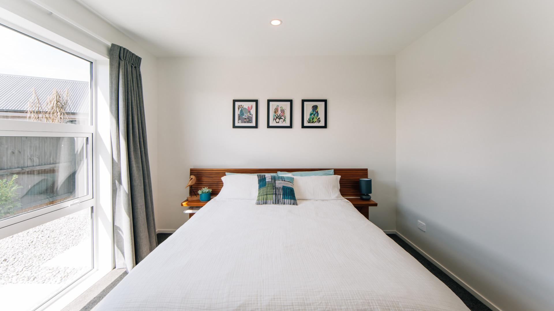 Liffey Springs master bedroom 2