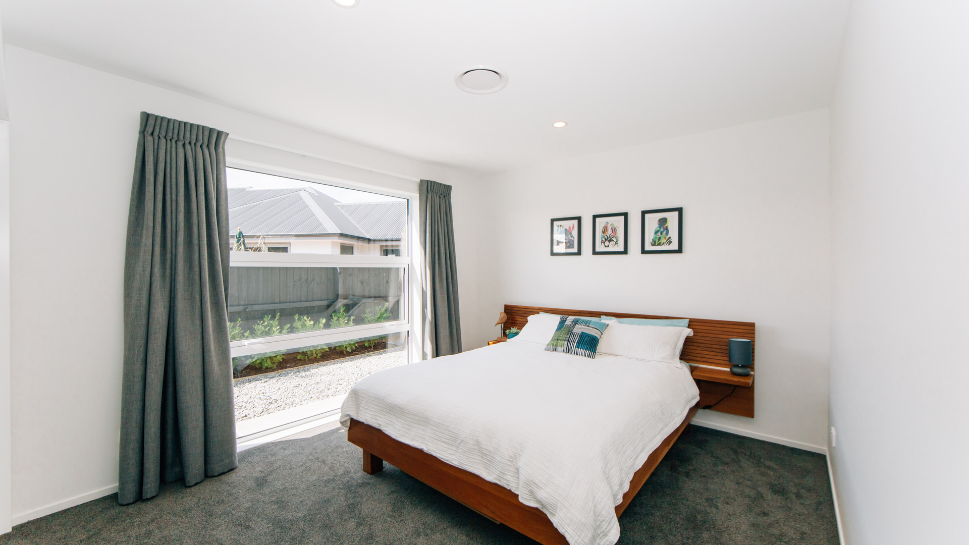 Liffey Springs master bedroom 1