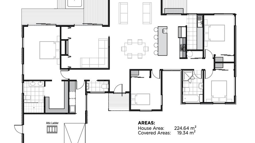 Alexandra Floor Plan